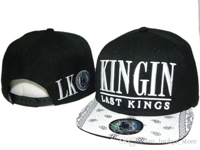 2020 neue Ankunft letzte Kappen snapback Könige Marke hochwertige Baumwolle letzte Könige Hysteresenhüte billig LK-Kappen Mode-Stile LK Hut