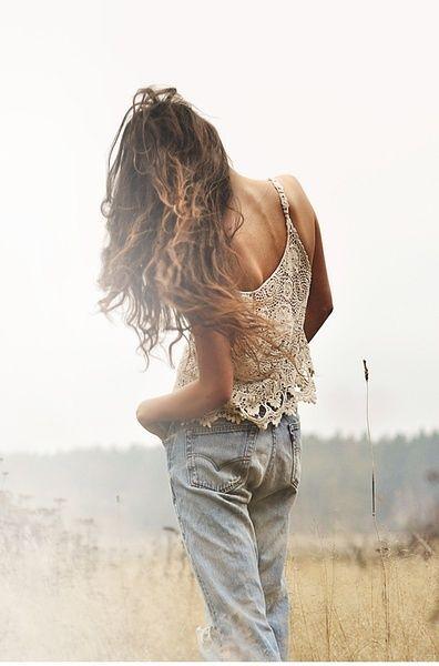 2015 VINTAGE HIPPIE BOHO People Casual Loose Lace Vest Shirt Blouse Hollow Tops