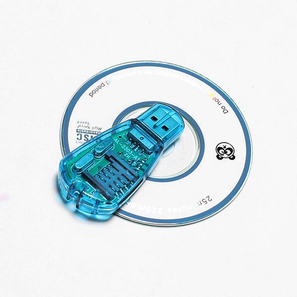 High Quality USB SIM Card Reader GSM CDMA Cellphone SMS Backup
