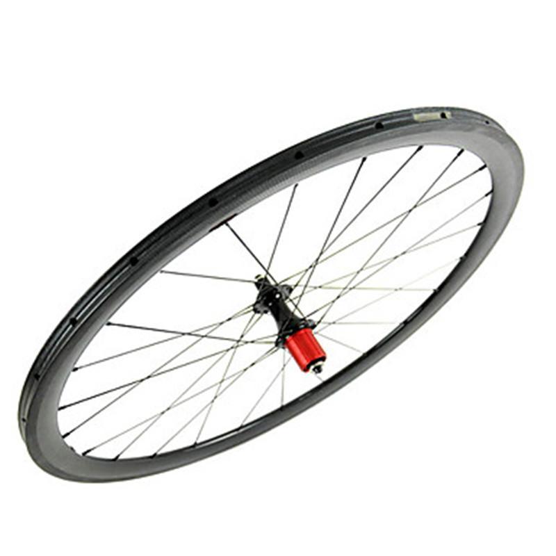 Full Carbon Fiber 38/50/60/88mm tubular Road Bike Wheels Brand cycle Rim 20/24 holes R13 Hub