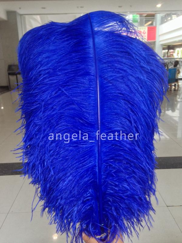 wholesale White Ostrich Feather Plume 26-28inch 65-70cm Black,Royal Blue,Red,Ivory,Yellow,Pink,Purple,Fushia, wedding centerpieces