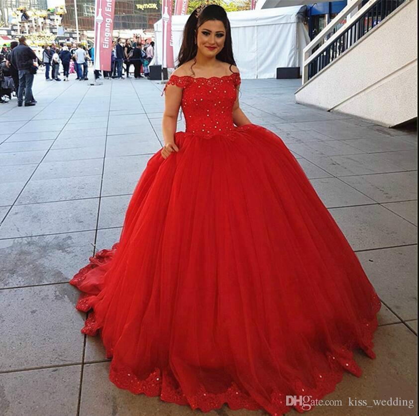 9ed7ea11433f Acquista Abiti Da Sposa Di Lusso Dubai Dubai Cinghie Ball Gown Abiti ...