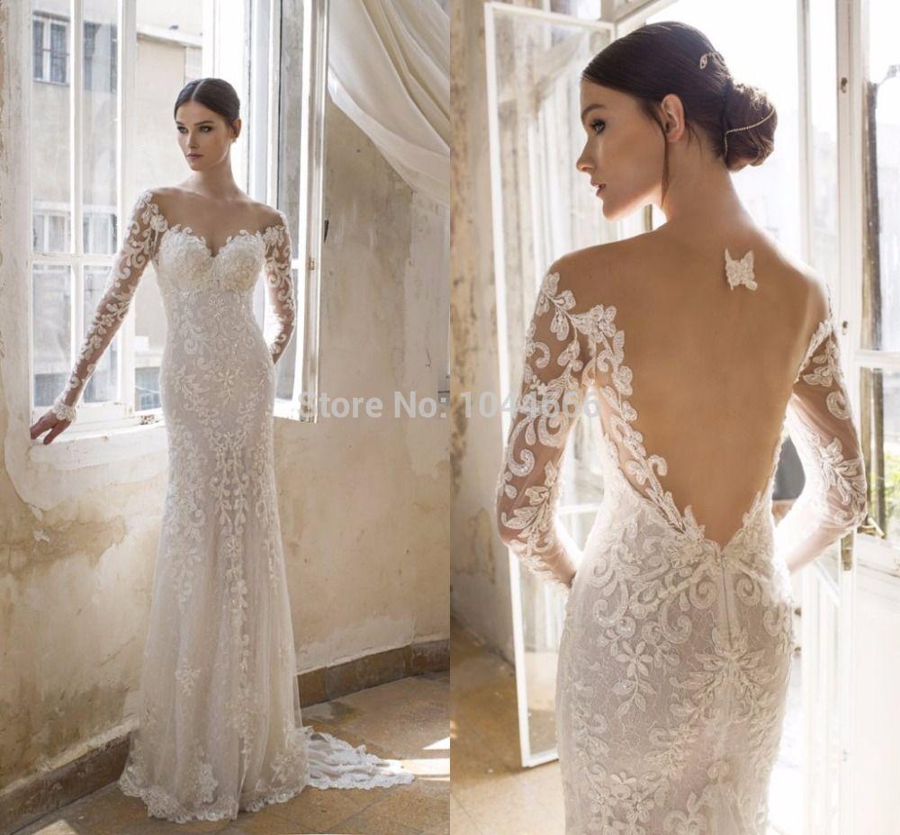 Discount 2015 Beach Wedding Dresses By Israel Designer