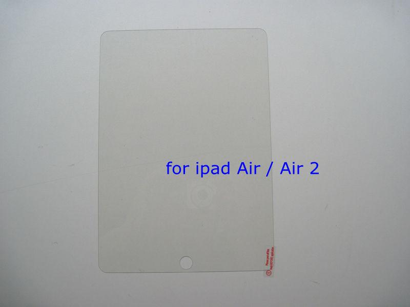 9H Tempered Glass Film for ipad 2 3 4 for ipad Air / Air 2/ipad pro 9.7 inch mini 1 2 3 4 ipad pro 12.9 inch Tablet Screen Protector