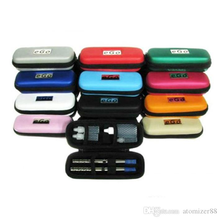 EGO Zipper Case E-Zigarette e Cig Tragbare Tasche Ego Bag Suit Für elektronische Zigarette Verdampfer Vape Pen Double Single Starter Kit