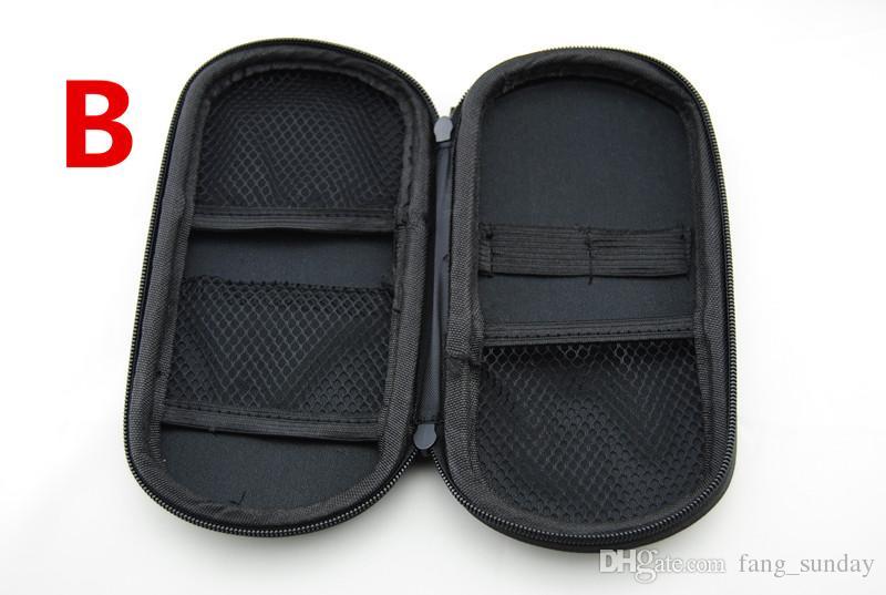 Zipper Carry Case Cigarette Electronique eGo Case LOGO E Cig Cases En Gros pour Vaporisateur Ego eVod