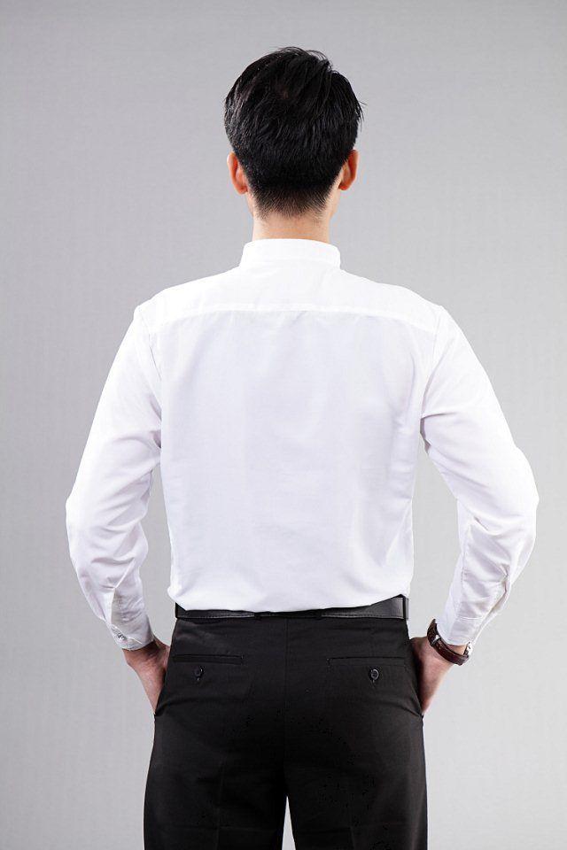 Nowy Styl Najwyższej Jakości White Men's Wedding Apparel Groom Nosić koszule Mężczyzna Koszula Odzież OK: 02