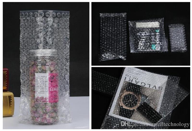 Bubble Cushioned Bubble Bag Bubble Pouches Cushioning Wrap Bags 200 x 250mm for gift and phone accessories bags