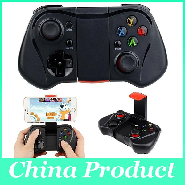 Wireless New IPEGA PG-9033 Telescopic Bluetooth Game Controller Gamepad For Android/iOS phone free shipping 010209