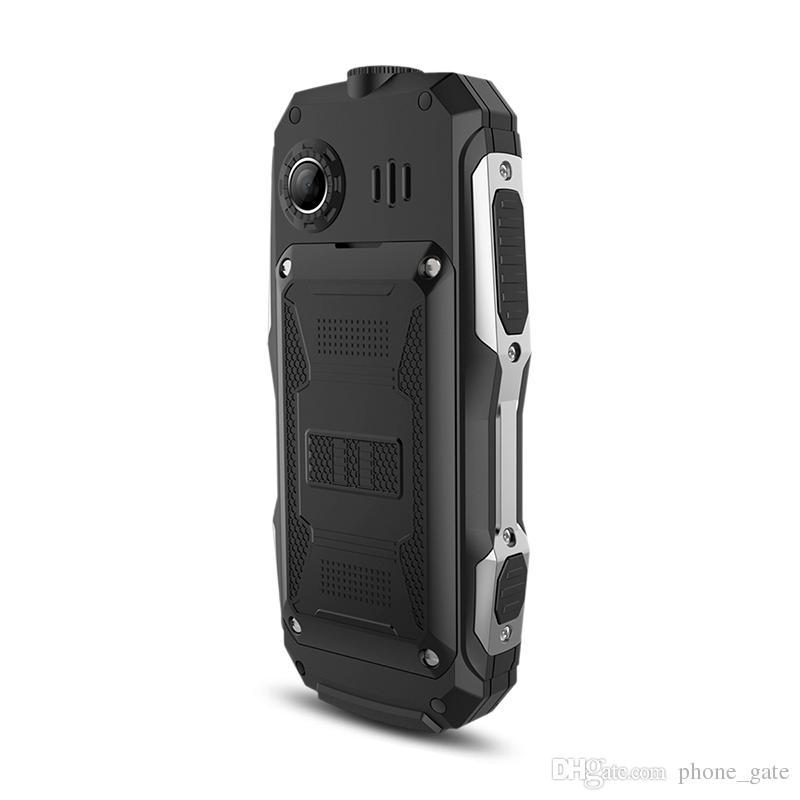Original E&L K6900 Keyboard Mobile Phone Waterproof Shockproof IP68 GSM Keyboard Mini Key Telephone Rugged Phone 2000mAh FM Radio