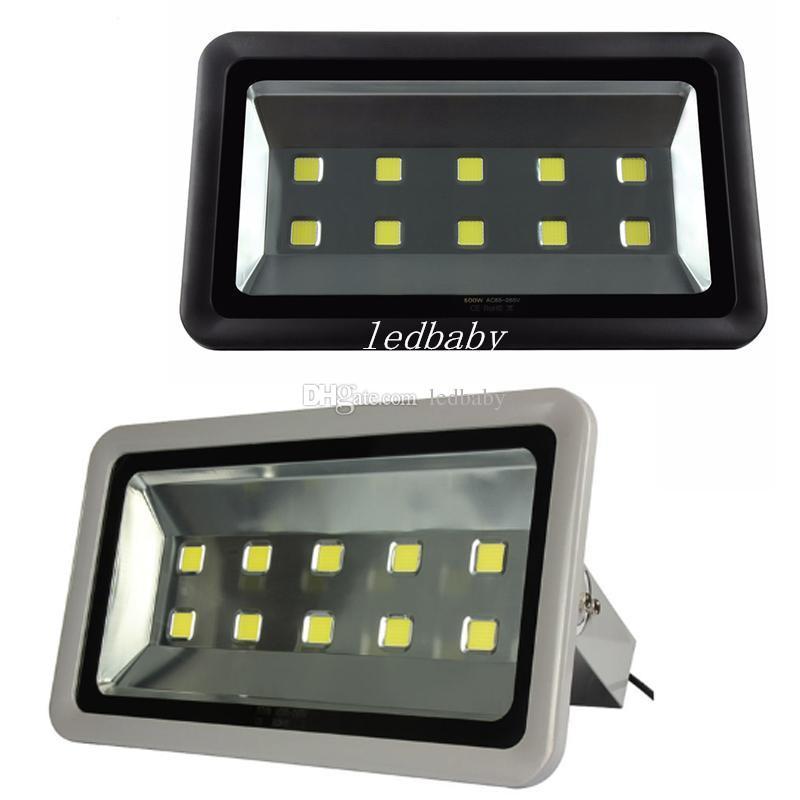 best led flood lights outdoor spot light 500w outdoor led floodlight spotlight lighting flood light lamp ip65 waterproof reflector exterior floodlights