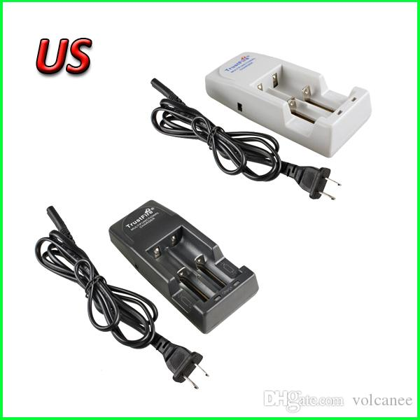 US/EU/UK/AU Plug Trustfire Charger Multi Functional Rechargeable Charge For Mods 18650 10430 14500 16340 17670 18500 li-ion Battery Protect