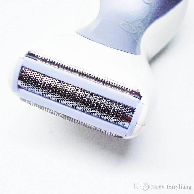 pritech Lady shaver Shaving body hair removal Epilator women Washable depilator Bikini Underarm Personal care hair clipper trimmer