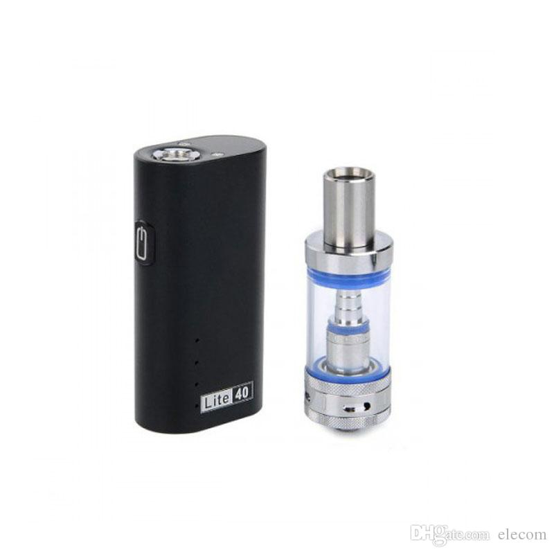 Hot Jomo Lite 40 Kit eingebaute 2200mAh Batterie JomoTech 40W Box mod Mini mit 3ml Lite Tank E-Zigaretten Verdampfer Kits VS 40W