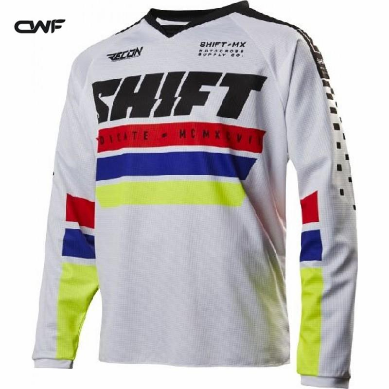 Cycling Clothings 2017 Quick Dry 2017 Fury Moto Mx Bike Bike Motocross Jersey Bmx Dh Mtb T Shirt Clothes Long Sleeve Mtb Breathable Quick Drying Cycling