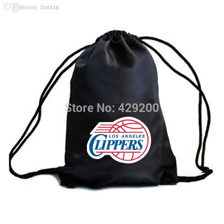 2018 Wholesale Custom Logo Drawstring Backpacks Bag Gym Basketball Can Be Printed With Your From He 28 Emmanue