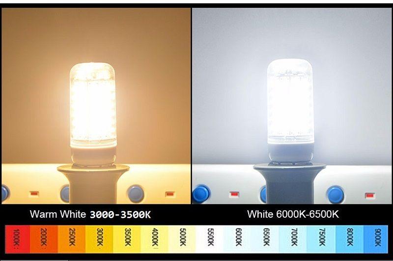 SMD5730 LEDライト電球GU10 E27 E14 B22 G9 LEDコーンライト7W 12W 15W 18W LEDスポットライト360度AC 85-265V