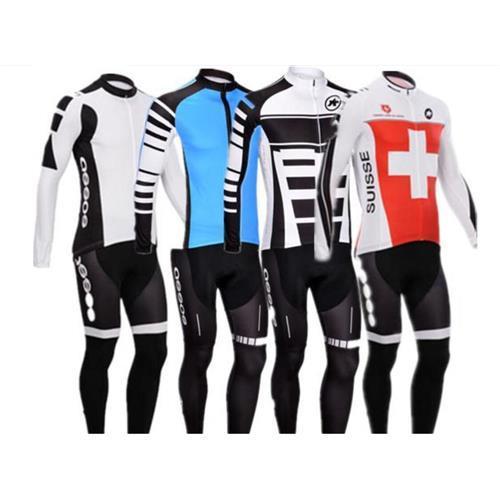 Assos Cycling Shirt Men S Long Sleeve Cycling Jersey Red  Gear Biking Red  FLEECECycling Clothing  Ciclismo Clothing Team Cycling Jerseys Best Cycling  ... 0b51cb437