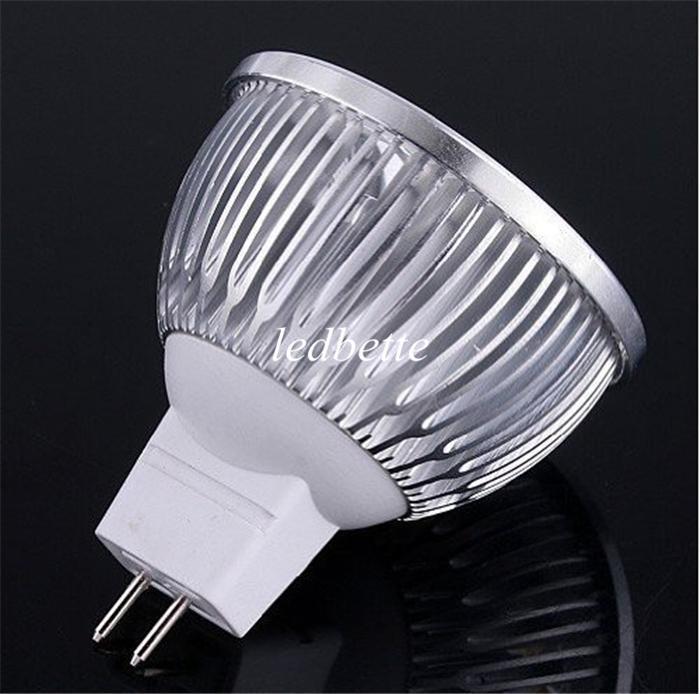 Le CREE E27 E26 E14 B22 MR16 GU10 a mené des lumières Dimmable 9W 12W 15W a mené la lampe CA 100-240V / 12V de lampe d'ampoules de Downlights