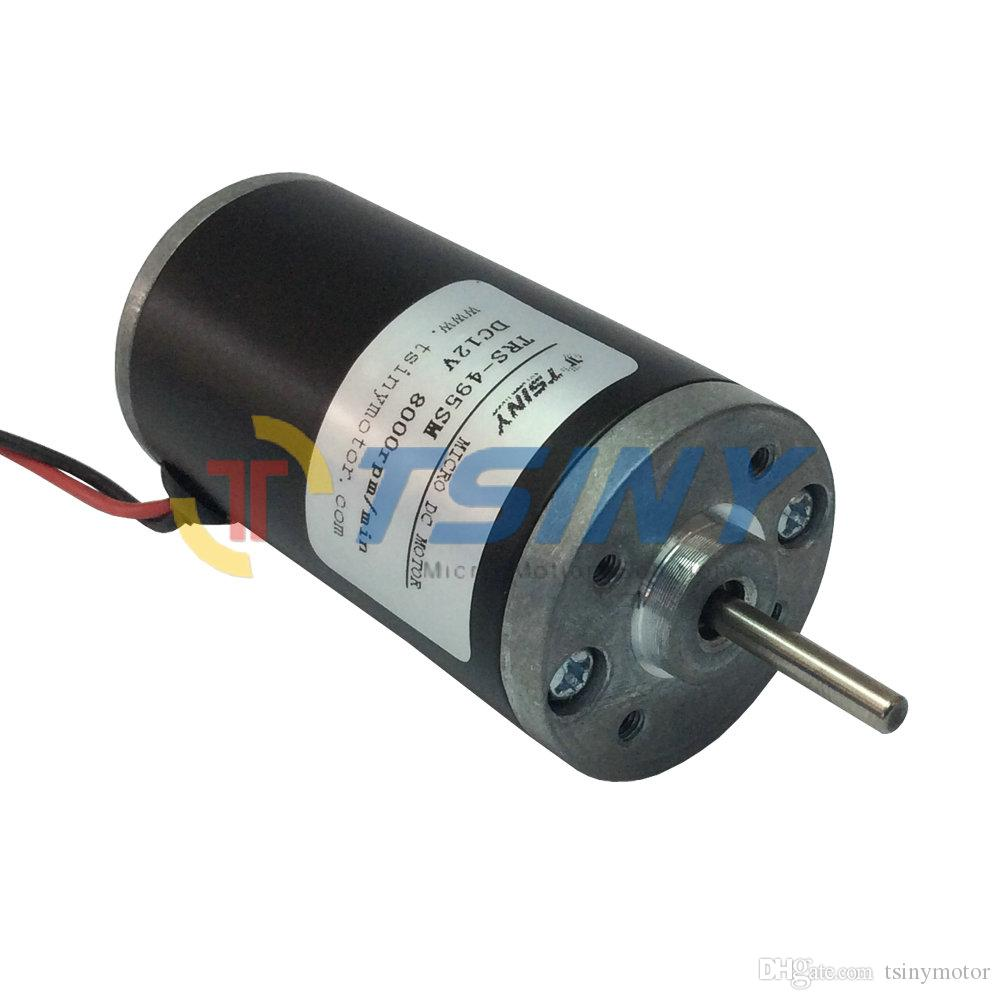 2018 Micro Dc Electric Motor 12v 8000rpm For Diy By