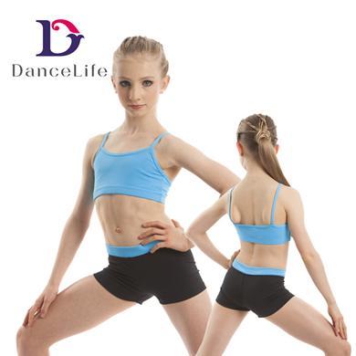 040c626442d74 2019 Child Cami Bra Top C2417 Wholesale Ballet Dance Tops Active Wear  Camisole Ballet Tops From Dancelife