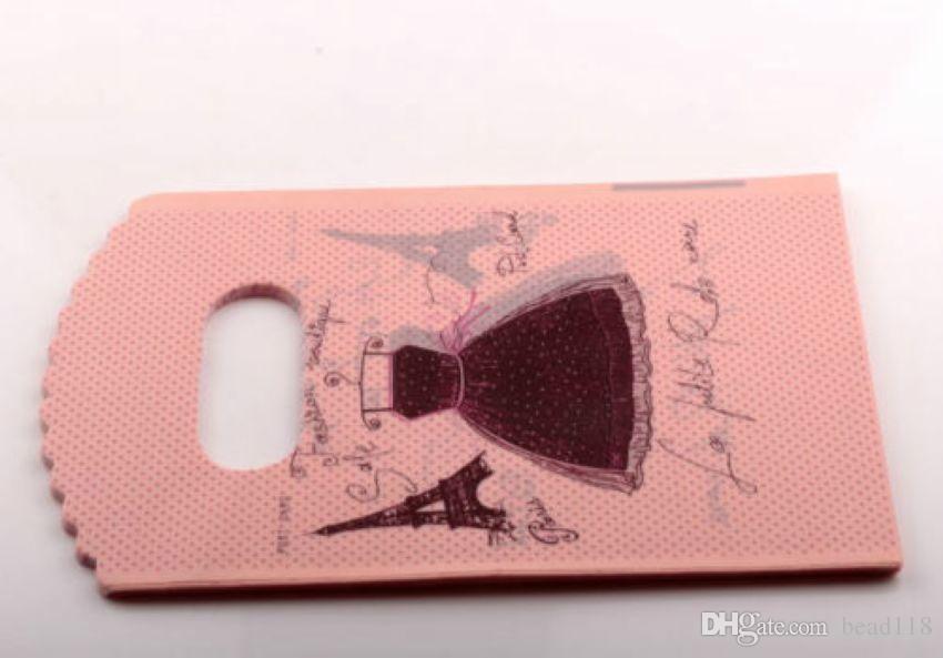 Hotl! Jewelry Pouch.Paris Paris Plastic Plastic Bags Gift Gift Bag 9x15cm