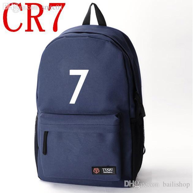 Wholesale Cr7 Backpack,Football Bag,Canvas,Training Bag,School ...