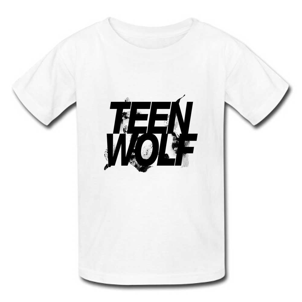 Black t shirt quotes - Black T Shirt With Quotes Good Quality Mens T Shirts Teen Wolf Quotes Logo Cotton