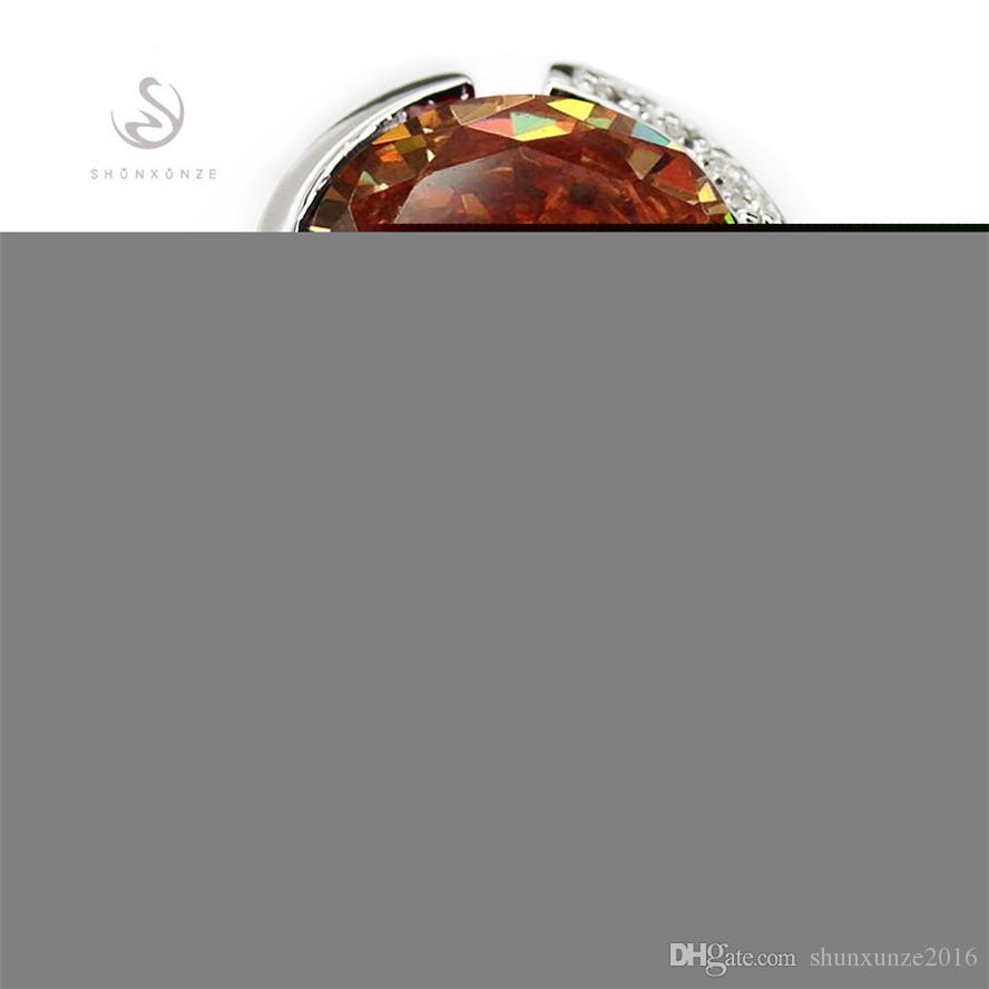 Shinning Neues Muster Edles Großzügiges MN3116 Favorit Roter Zirkonia Bestseller Kupfer Rhodiniert Empfehlen Anhänger Mode Niedlich