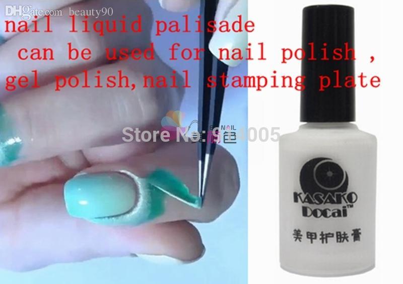 Get Nail Polish Off Skin - Creative Touch