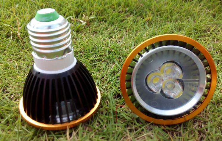 Купить Оптом 3x1w Затемняемый Светодиодный Прожектор 3W ...