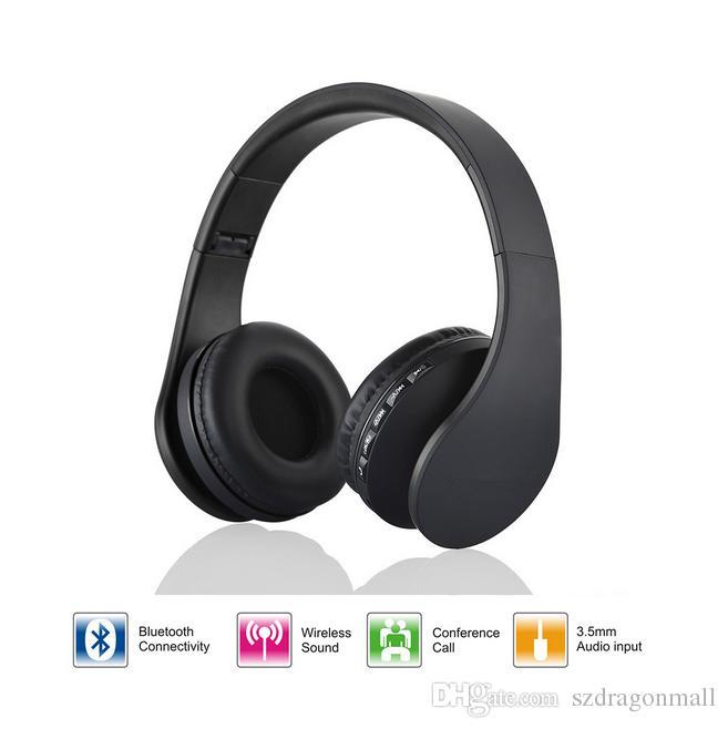 Acquista Alta Qualità Andoer LH 811 Digital 4 In 1 Stereo Bluetooth 3.0 +  EDR Cuffie Cuffie Senza Fili Cuffie Con Microfono A  15.83 Dal Szdragonmall  ... d815efb5e415