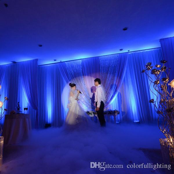 36X3W Cast aluminium White or Black RGB Stage Lighting Indoor LED Par Light LED Par Can