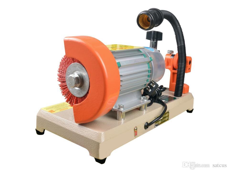110V ou chave automática de 220V Máquina de corte da máquina de corte AOLLY Fielly Copy Ferramenta Equipamento com soquete de luz Descu-2as