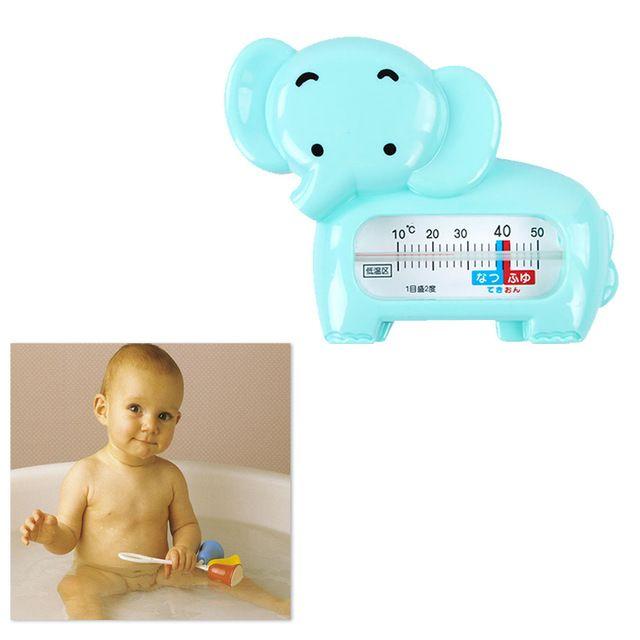 baby infant elephant shape baby bath water temperature gauge bathtub measuring tool water temperature gauge infant bath tub