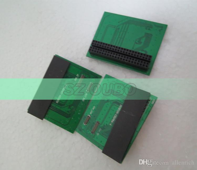 새로운 테스터 테스트 PCB 보드 아이폰 6 6G LCD 디스플레이 디지타이저 터치 스크린 iphone6 테스트 플렉스 케이블 작은 접시