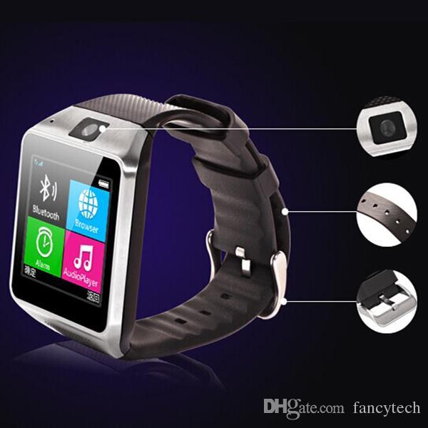 meilleur gv08 portable montre intelligente t l phone avec cam ra espion 1 3mp cran. Black Bedroom Furniture Sets. Home Design Ideas