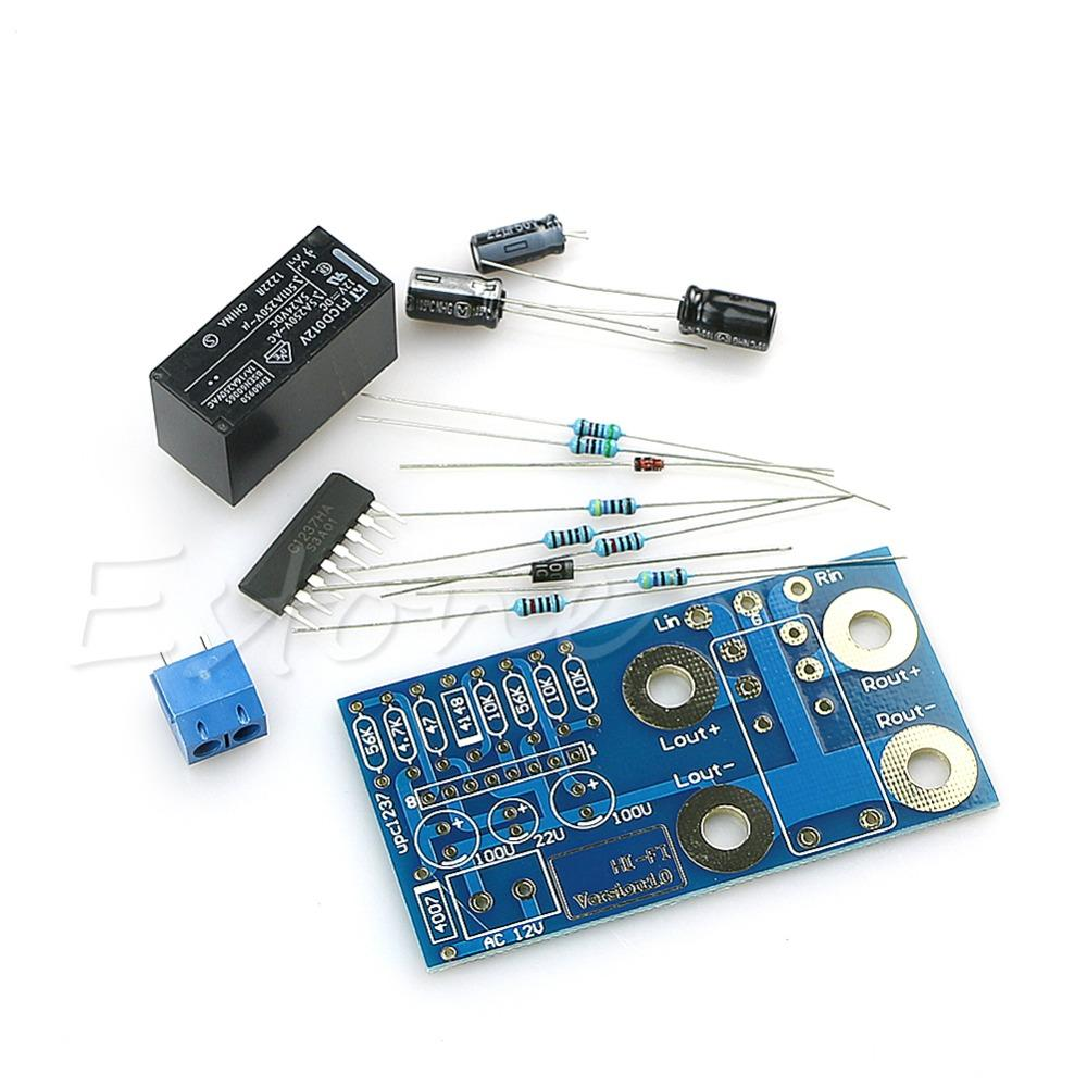 2018 Dual 2 Channel Upc1237 Speaker Protection Board Diy Boot Delay Loudspeaker Circuit Is Really Simple Dc New From Ygh942017 1734