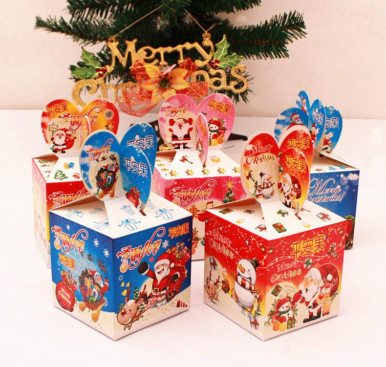 christmas gift wrap christmas gift box santa claus gift box