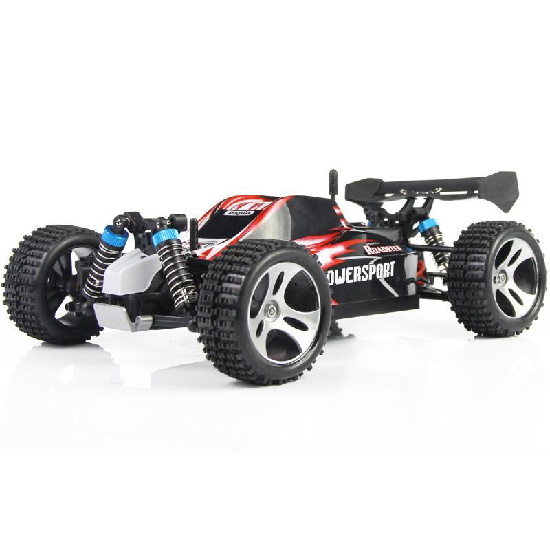 hot selling free shipping wl toy a959 electric car rc cars 4wd trucks high speed gift for kids electronic rc cars