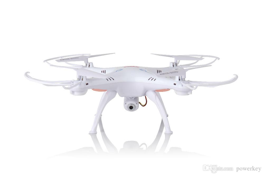 2017 New Arrival Hot Sale Drones SYMA X5SW WIFI RC Drone FPV Helicopter Quadcopter with HD Camera 2.4G 6-Axis Real Time RC Helicopter Toy