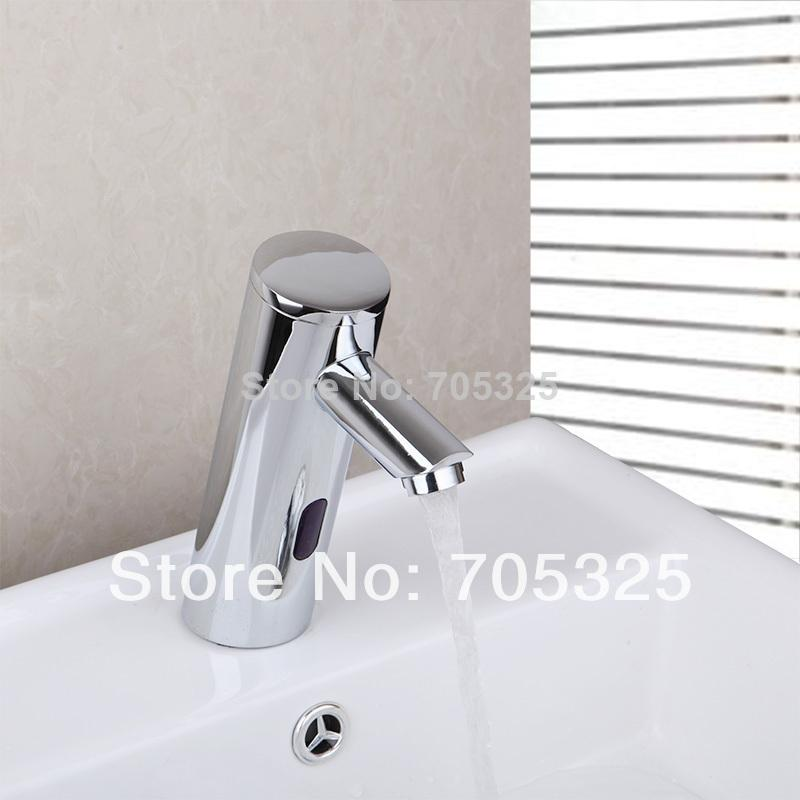 Captivating 2017 Brand New Automatic Hand Touch Tap Stream Single Hole Only Cold Mixer  Free Sensor Faucet Bathroom Sink Ys 89003 From A13607407357, $289.14 |  Dhgate.Com