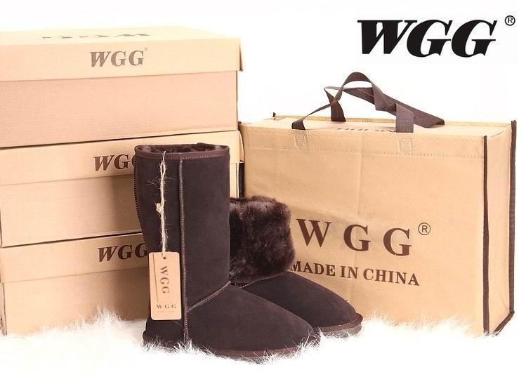 ÜCRETSIZ KARGO Yüksek Kalite WGG kadın Klasik uzun Çizmeler Womens çizmeler Çizme Kar botları Kış çizmeler deri çizmeler boot ABD BOYUTU 5 --- 13