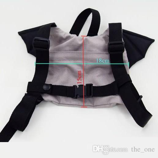 Children Safety Harness Strap Backpack Anti-lost Walking Wings Toddler Safety Harness Baby carrier
