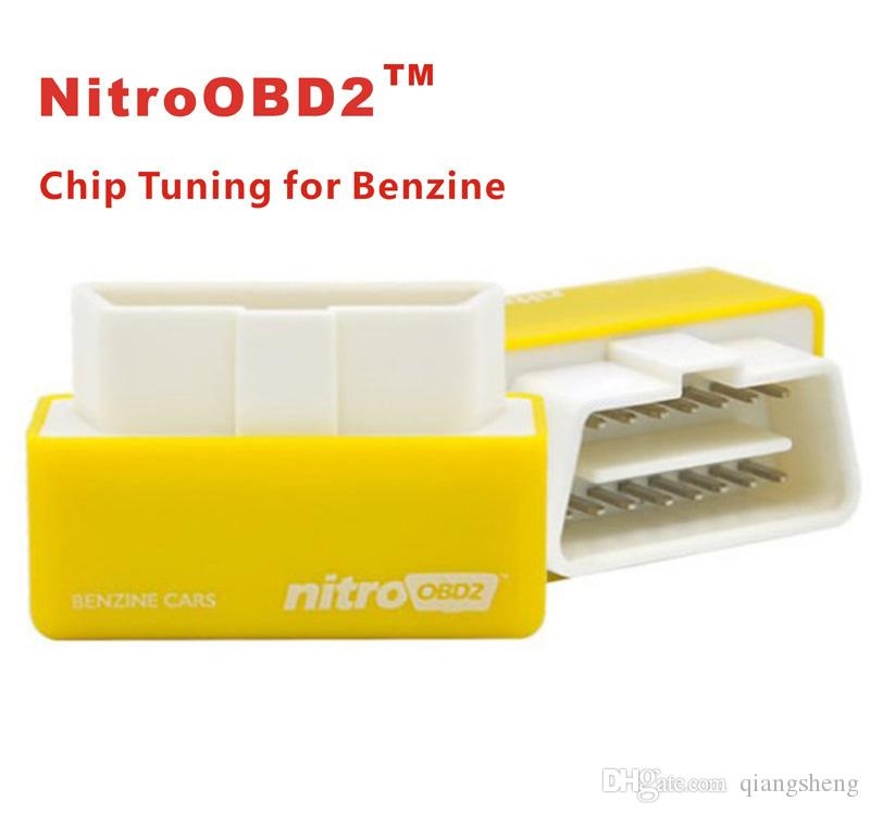 Beste Verkauf NitroOBD2 für Diesel Auto Chip Tuning Box Stecker und Stick OBD2 Chip Tuning Box