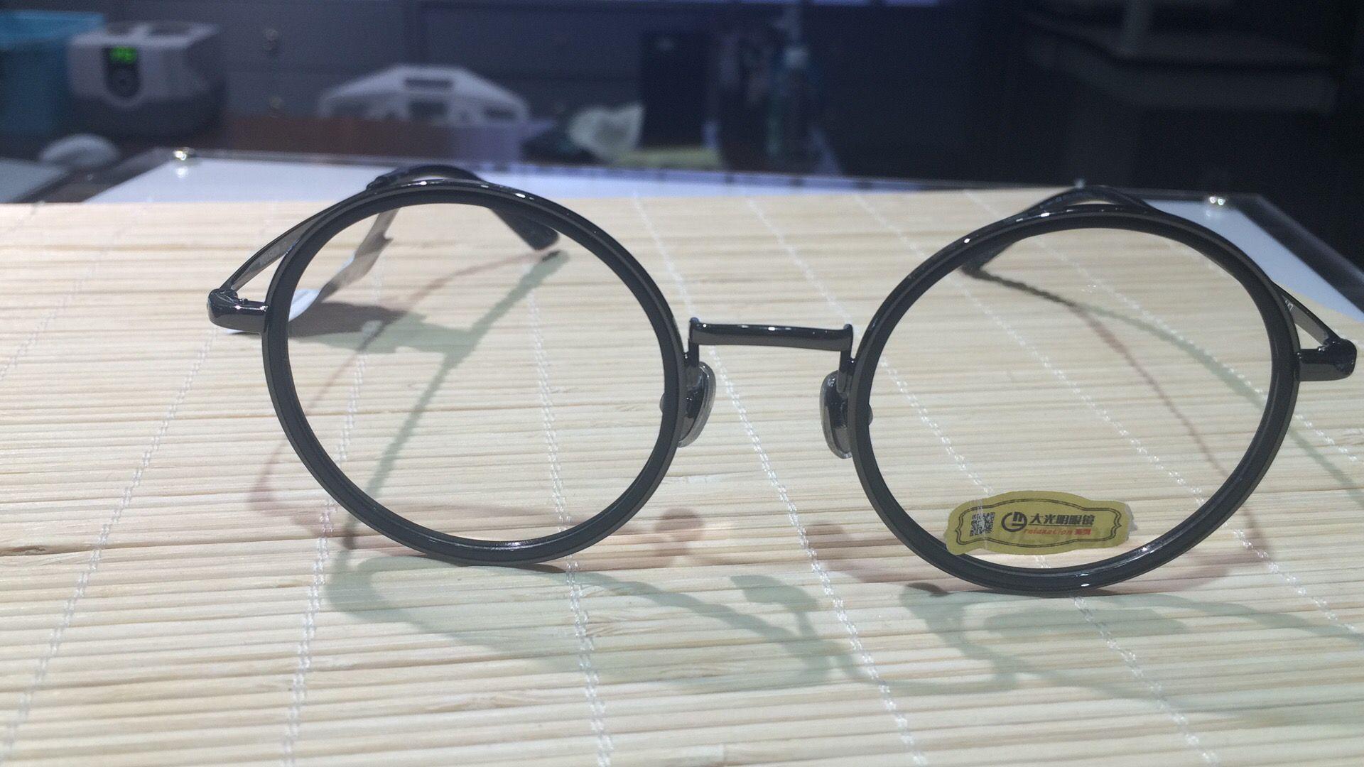 Großhandel Runde Plus Neue Marke Brillen Unisex Rahmen Gläser Geek ...