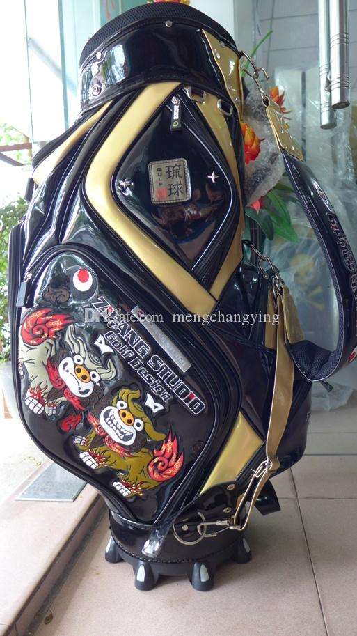 Golf Bags For Sale >> 2015 Limited Sale Japan Light Golf Bag High Quality Golf Bags Men Zipang Golf Design Ball Bag Brand Golf Club Standard Bag Imported