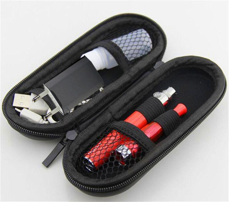 2016 микро USB сквозной электронная сигарета Ugo-Т 650/900/100mAh аккумулятор Уго эго Т комплект с чехол Уго CE4 эго комплекты электронная сигарета комплект для DHL свободной