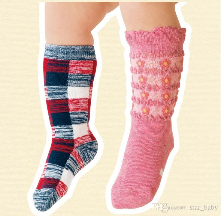 2016 0-10T Baby Infants Boys Girls Lace Stocking Boys Girls Children Socks Outwear Sock Kids Clothes K6330