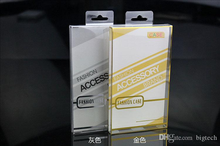 Wholesale Retail packaging Package PVC Box For iPhone 4 5 Galaxy S5 S4 Note 2 3 Sony L36H HTC ONE Mobile phone Case